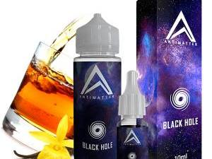 Antimatter Black...