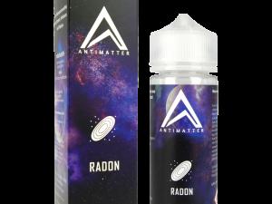 Antimatter Radon