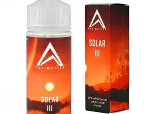 Antimatter Solar III